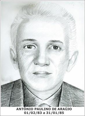 ANTÔNIO PAULINO DE ARAÚJO