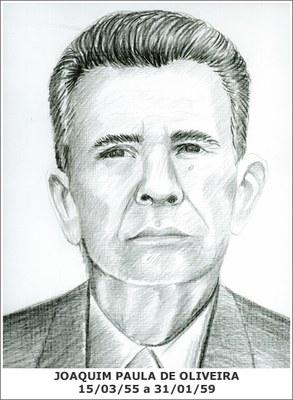 JOAQUIM PAULA DE OLIVEIRA